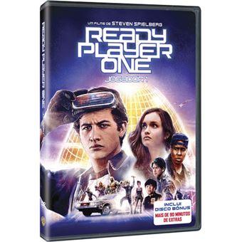 Ready Player One: Jogador 1 - 2DVD