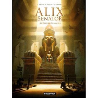 Alix Senator Vol 2 Le Dernier Pharaon