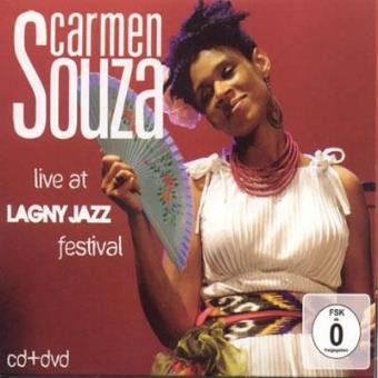 Live at Lagny Jazz Festival (CD+DVD)
