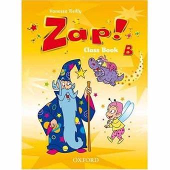 Zap! - Class Book B