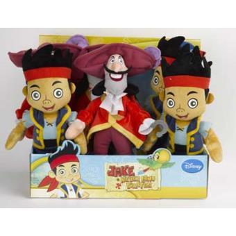 Peluche Jake e os Piratas - Sortido (25 cm)