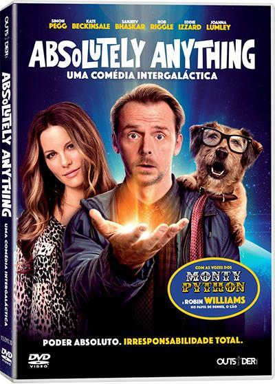 Absolutely Anything - Uma  Comédia Intergaláctica Trailer