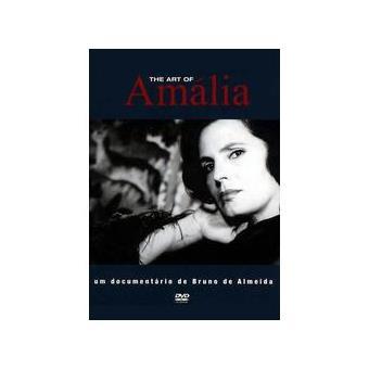 Amália Rodrigues: The Art of Amália (DVD)