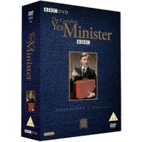 Yes Minister - Série Completa