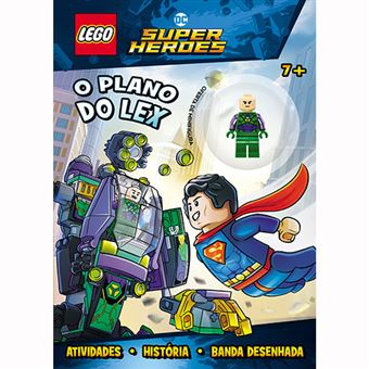 Lego® Dc Comics Super Heroes: O Plano Do Lex