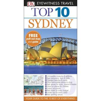 Sydney Eyewitness Top 10 Travel Guide