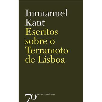 Escritos sobre o Terramoto de Lisboa