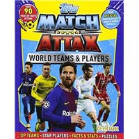 Match attax european world players