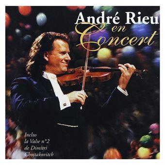 André Rieu: En Concert - CD