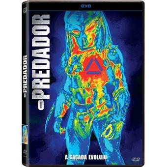 O Predador - DVD