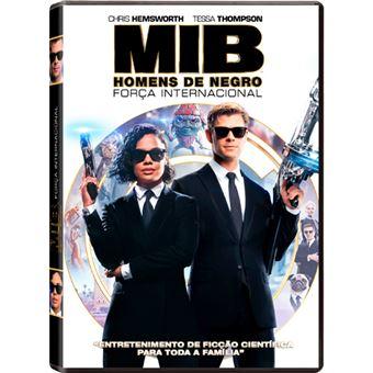 MIB: Homens de Negro - Força Internacional - DVD