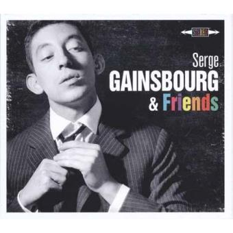 Gainsbourg & Friends (4CD)