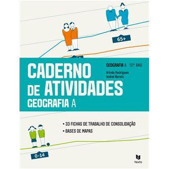 Geografia A 10º Ano - Caderno de Atividades