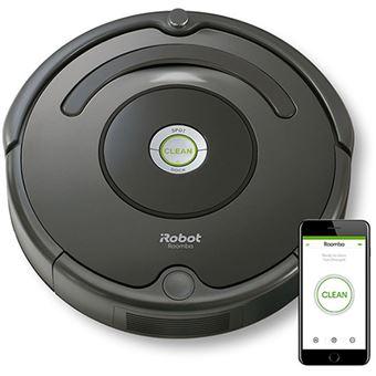 Aspirador Robot iRobot Roomba 676