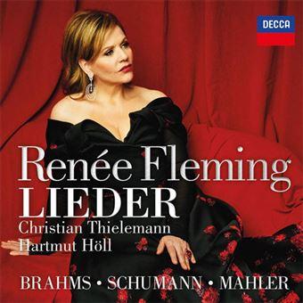 Schumann, Brahms, Mahler: Lieder - CD