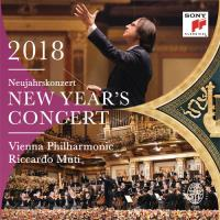 New Year's Concert 2018 / Neujahrskonzert 2018 - 2CD