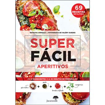 Superfácil: Aperitivos