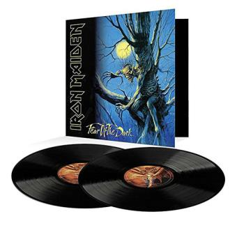 Fear Of The Dark (180g) (2015 remastered) (Limited Edition)(2LP)