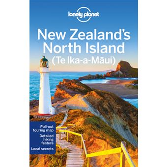 Lonely Planet Travel Guide - New Zealand's North Island