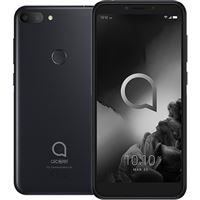 Smartphone Alcatel 1S - 64GB - Metallic Black