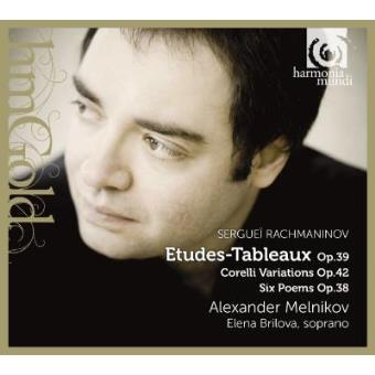 Rachmaninov | Etudes Tableaux & Songs