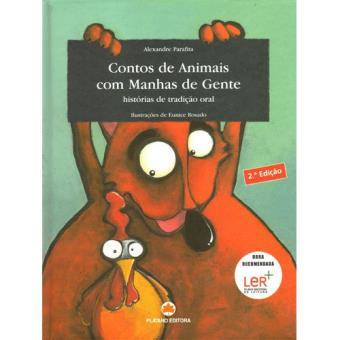 Contos de Animais com Manhas de Gente