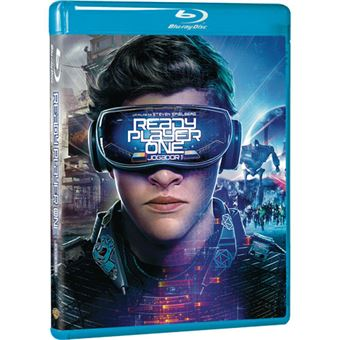 Ready Player One: Jogador 1 - Blu-ray