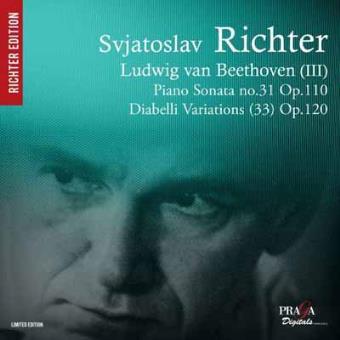 Beethoven   Diabelli Variations & Piano Sonata No. 31 (SACD)
