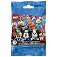 LEGO Minifiguras 71024 Disney Série 2 - Envio Aleatório