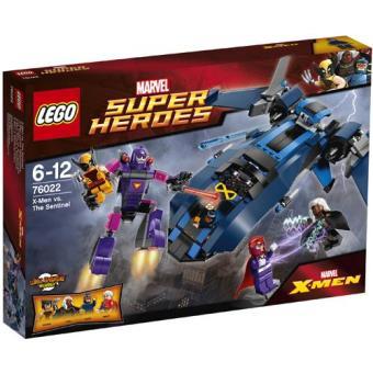 X-Men contra a Sentinela (LEGO Super Heroes Marvel 76022)