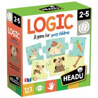 Puzzle Logic - Headu