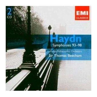 Symphonies No.93-98