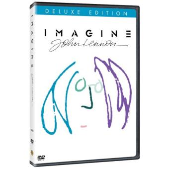 Imagine: John Lennon - Deluxe Edition - DVD