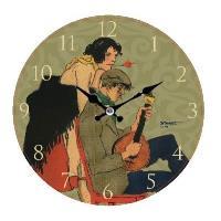 Fado | Relógio de Parede (Stuart Carvalhais)