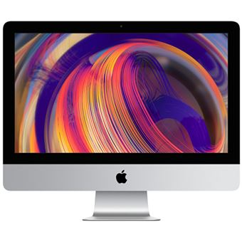 Novo iMac Apple 4K 21,5'' i3-3,6GHz | 8GB | 1TB | Radeon Pro 555 - 2019