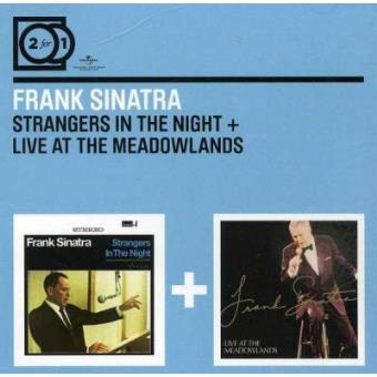 2 For 1: Strangers In The Night/Live At The Meadowlands (2CD)