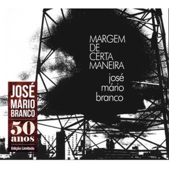 Margem de Certa Maneira  - Edição 50 Anos - CD