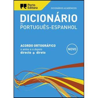 Dicionário Académico de Português - Espanhol
