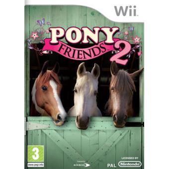 Pony Friends 2 Wii
