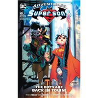 Adventures of the super sons volume