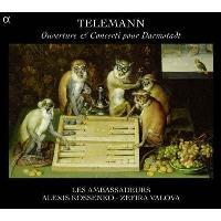Telemann | Ouverture-suite & Concerti pour Darmstadt
