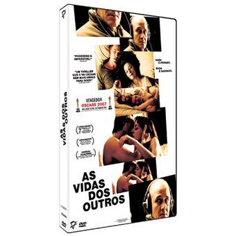 As Vidas dos Outros - DVD
