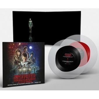 BSO Stranger Things Season 1, Vol. 2  (Frost With Red/Black Blob Vinyl) (2LP)