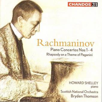 Piano Concertos No.1-4