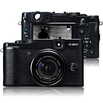Fujifilm X20 (Preto)