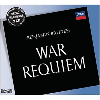 Britten | War Requiem (2CD)