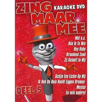 Zing Maar Mee Karaoke..