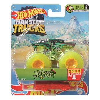 Hot Wheels Monster Trucks 1:64 - Mattel - Envio Aleatório