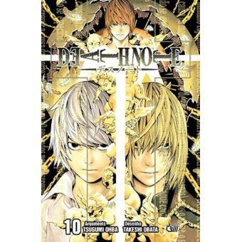 Death Note - Livro 10: Eliminação