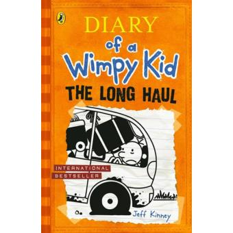 Diary of a Wimpy Kid Vol 9: The Long Haul